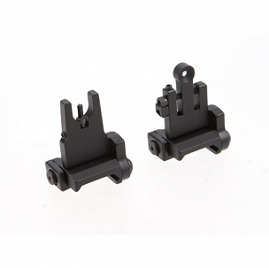 Lowrider Backup Sights
