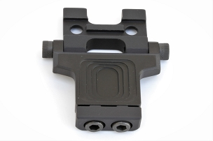 PIVOTING FLASHLIGHT MOUNT - 1913 RAIL